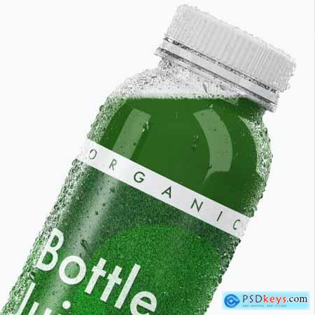 Juice Bottle Mockup 4331557