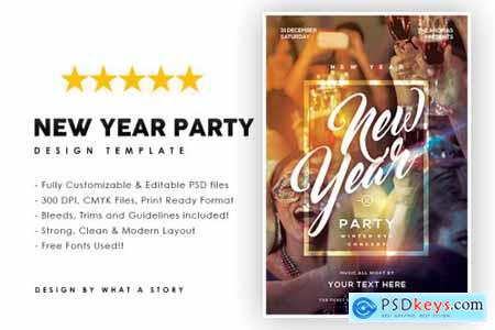 NEW YEAR PARTY 4359266