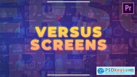Videohive Versus Screens 25290179
