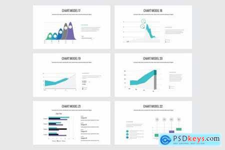 BEST CHART & TABLE COLLECTION - Powerpoint and Keynote Templates