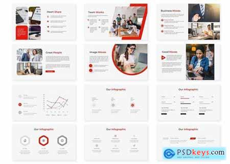 Buzzient - Powerpoint Google Slides and Keynote Templates