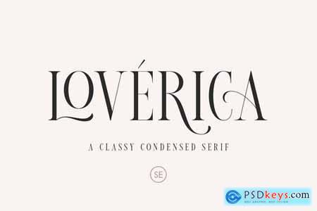 Loverica Regular