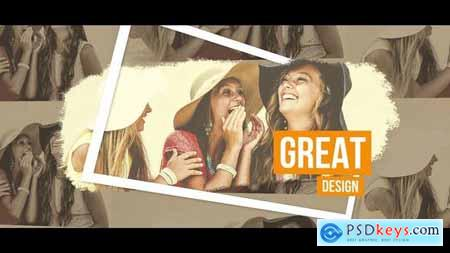 Videohive Artistic Action Opener 25190888