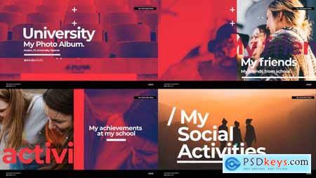 Videohive University Photo Opener V2 25231581