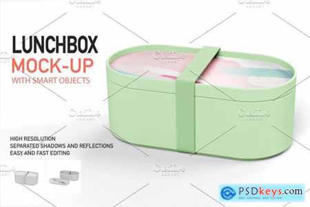 LUNCHBOX MOCK-UP SET 4287888