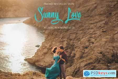Sunny Love Presets for Lightroom 4287628