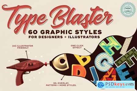 Type Blaster Graphic Styles 4321050