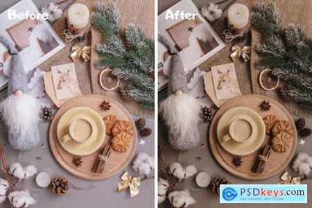 Bloggers Lightroom Presets XMP DNG 4346069