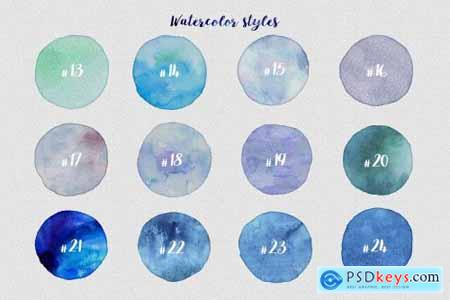 Watercolor Layer Effects Photoshop 3823722