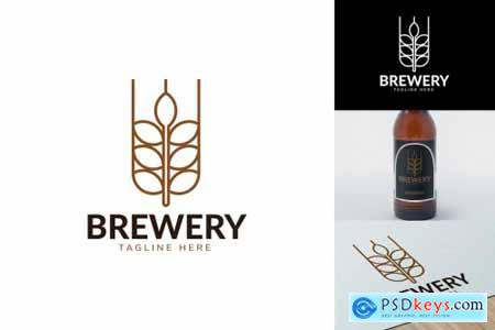 Brewery - Logo Template RB