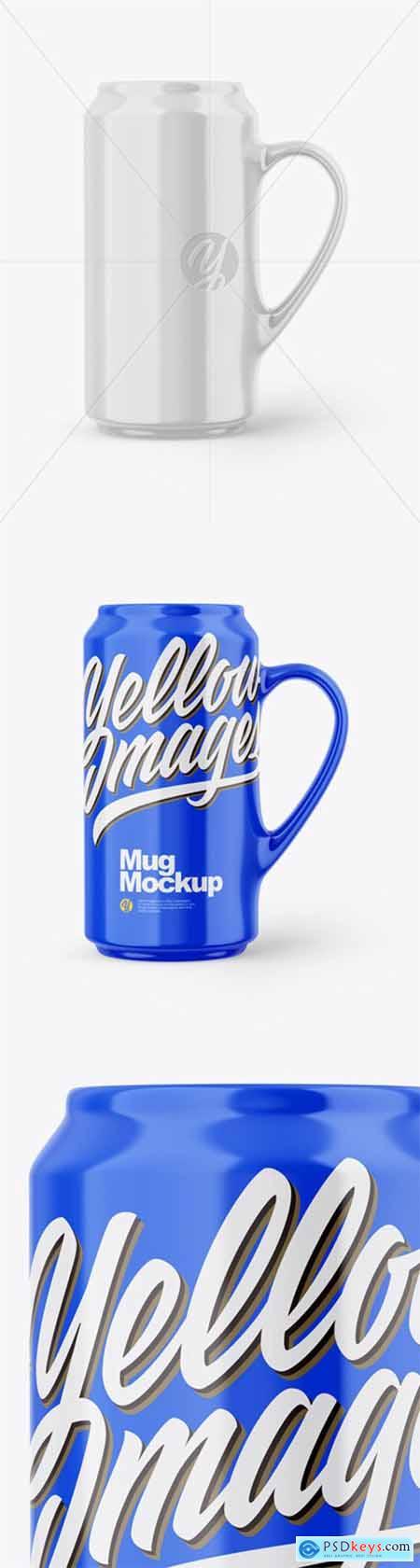 Glossy Mug Mockup 51964