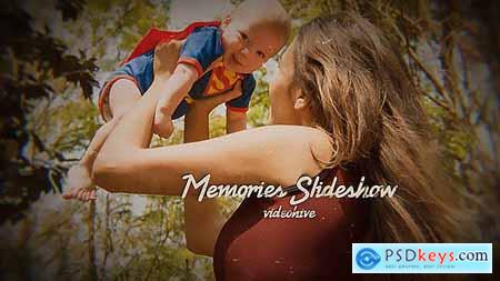 Videohive Memories Photo Slideshow 21055845