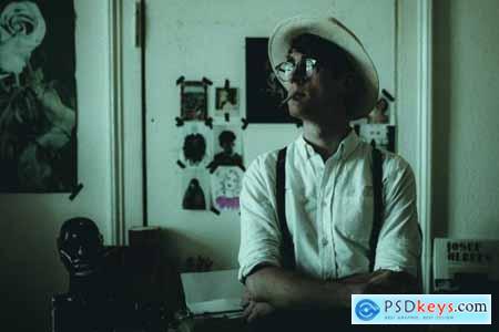 INDIE FILM LOOK Lightroom Presets 4327197