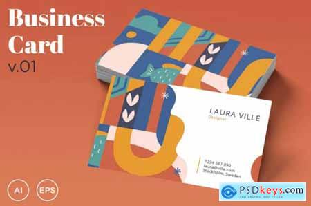 Business Card v01