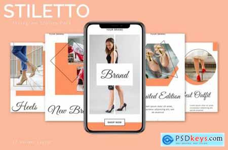 Stiletto - Instagram Story Pack