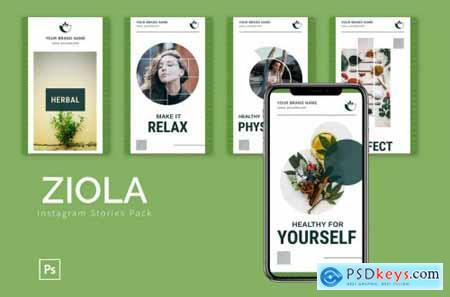 Ziola - Instagram Story Pack
