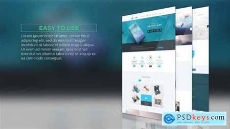 Videohive Website Presentation 18917329