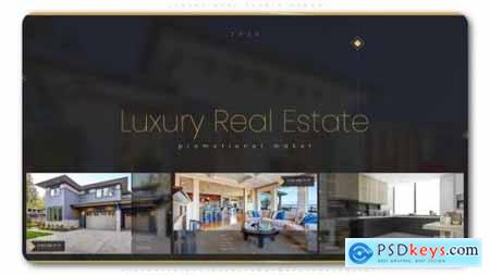 Videohive Luxury Real Estate Promo 25322018