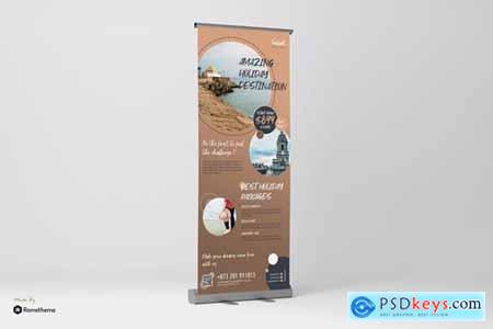 Twilight - Travel Promotion Roll-up Banner RY
