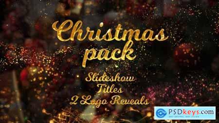 Videohive New Year and Christmas Pack 25300798