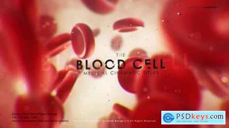 Videohive Red Blood Medical Opener 25313651