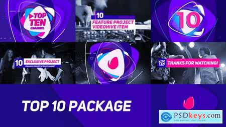 Videohive Top 10 21491134