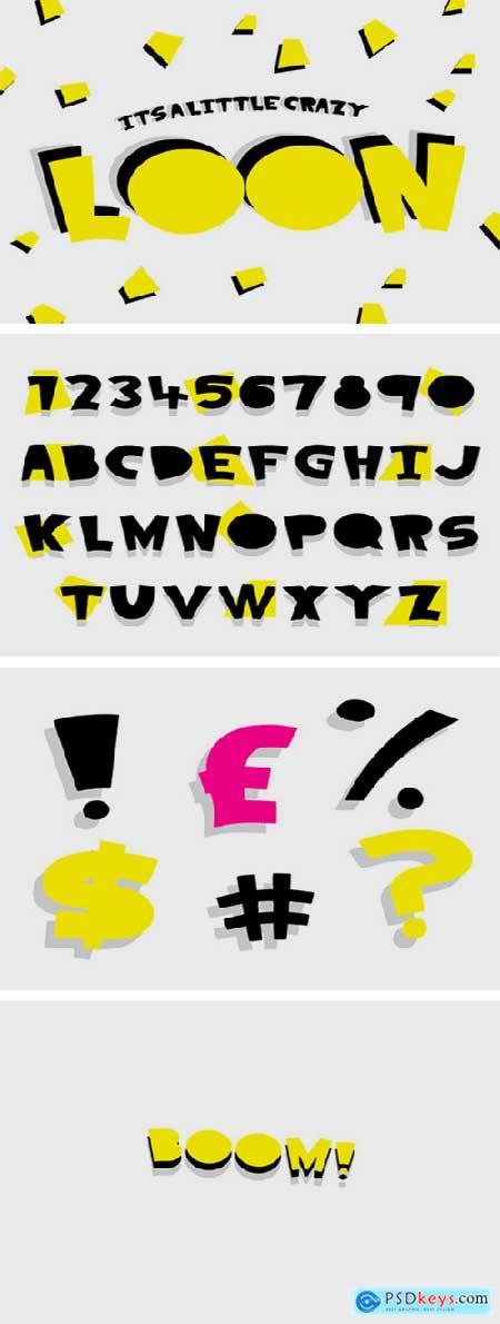Loon Font