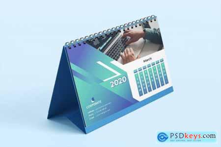 Desk Calendar 2020 4384138
