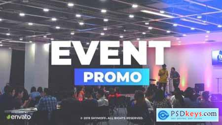 Videohive Modern Event Promo 25107736