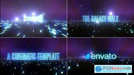 Videohive The Galaxy Walk-Cinematic Template 2004618