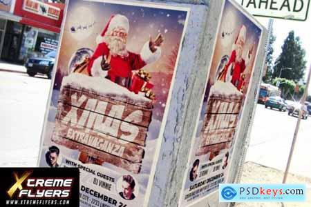 Christmas Flyer Template 4383667