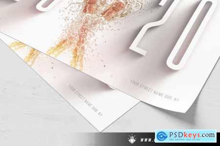 NYE Celebration Flyer 4376053