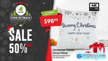 VideoHive Christmas Sale Sale Promo 21013084