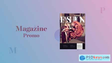 VideoHive Supreme Magazine Promo 23588091