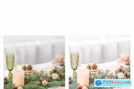 11 Christmas Lightroom Presets 4328594