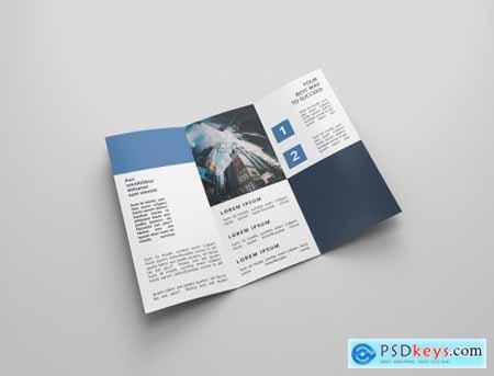 Finance Tri-fold Brochures 4170440