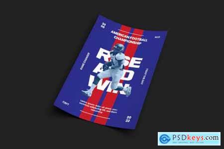 Demitrius Poster Design