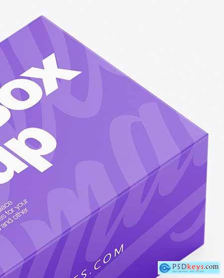Paper Box Mockup 51670