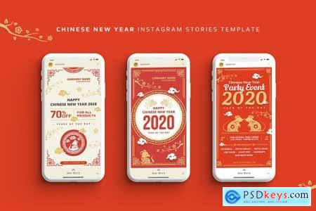 Chinese New Year Instagram Stories Template528
