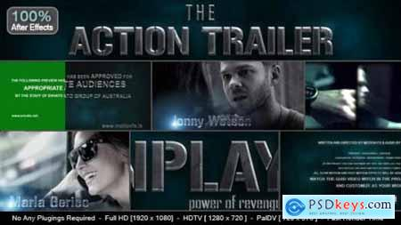 Videohive Action Trailer 6482543