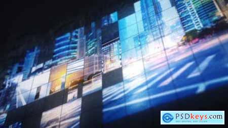 Videohive LED Screen Opener 9213481