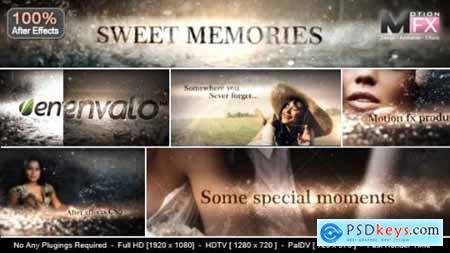 Videohive Sweet Memories 7527078