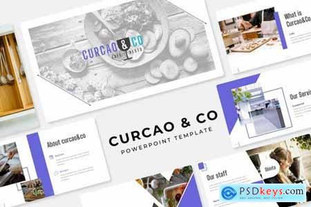 Curcao & Co - Powerpoint Google Slides and Keynote Templates
