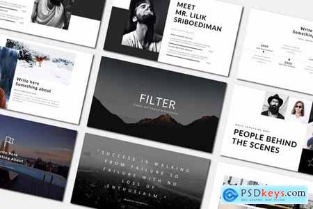 Filter Powerpoint and Keynote Templates