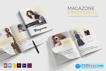 Magazone Brochure