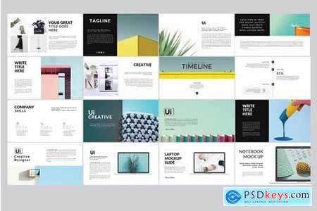 Ui Presentation Powerpoint and Keynote Templates