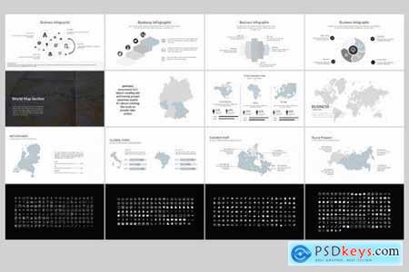 Minimalis Powerpoint and Keynote Templates