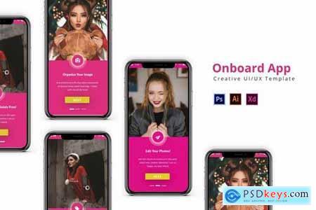 Onboard App Design