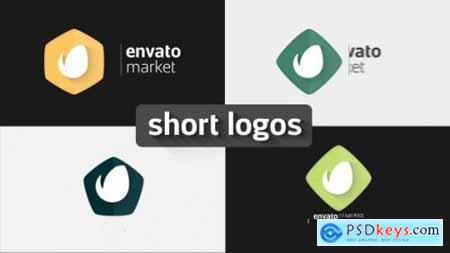 Videohive Short Simple Logos 16374406