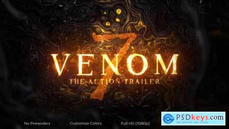 Videohive Venom The Action Trailer 7 25250243